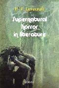 Cover-Bild zu Lovecraft, H. P.: Supernatural Horror in Literature (eBook)