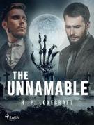 Cover-Bild zu Lovecraft, H. P.: The Unnamable (eBook)