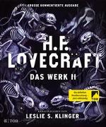 Cover-Bild zu Lovecraft, H.P.: H. P. Lovecraft. Das Werk II