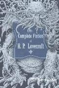 Cover-Bild zu Lovecraft, H. P.: The Complete Fiction of H.P. Lovecraft