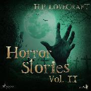 Cover-Bild zu Lovecraft, H. P.: H. P. Lovecraft - Horror Stories Vol. II (Audio Download)