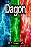 Cover-Bild zu Lovecraft, H. P.: Dagon (eBook)