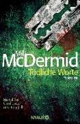 Cover-Bild zu McDermid, Val: Tödliche Worte