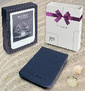 Cover-Bild zu Pocketbook Touch HD 3 weiss (Limited Edition) inklusive Cover ozeanblau