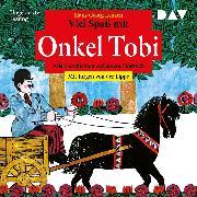 Cover-Bild zu Viel Spaß mit Onkel Tobi - Alle Geschichten auf einem Hörbuch (Audio Download) von Lenzen, Hans Georg