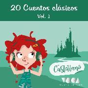 Cover-Bild zu 20 Cuentos clásicos (vol. 1) (Audio Download) von Mediavilla, Nuria (Gelesen)