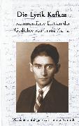 Cover-Bild zu Thomas, Schmidt: Die Lyrik Kafkas (eBook)