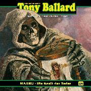 Cover-Bild zu Birker, Thomas: Tony Ballard, Folge 42: MARBU - Die Kraft des Todes (Audio Download)