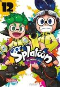 Cover-Bild zu Hinodeya, Sankichi: Splatoon 12