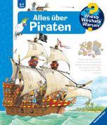 Cover-Bild zu Erne, Andrea: Wieso? Weshalb? Warum? Alles über Piraten (Band 40)