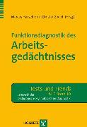 Cover-Bild zu Funktionsdiagnostik des Arbeitsgedächtnisses (eBook) von Hasselhorn, Marcus (Hrsg.)