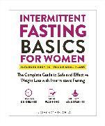 Cover-Bild zu Intermittent Fasting Basics for Women von Boyers, Lindsay
