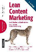 Cover-Bild zu Lean Content Marketing (eBook) von Hirschfeld, Sascha Tobias von