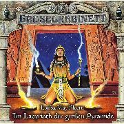 Cover-Bild zu Gruselkabinett, Folge 148: Im Labyrinth der großen Pyramide (Audio Download) von Alcott, Louisa May