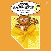 Cover-Bild zu Hurra, ich bin schon ..., Folge 3: Hurra, ich bin schon 6 (Audio Download) von Niemeier, Ingrid und Jost