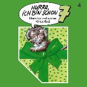 Cover-Bild zu Hurra, ich bin schon ..., Folge 4: Hurra, ich bin schon 7 (Audio Download) von Niemeier, Ingrid und Jost