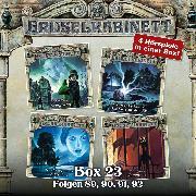 Cover-Bild zu Gruselkabinett, Box 23: Folgen 89, 90, 91, 92 (Audio Download) von Lovecraft, H.P.