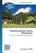Cover-Bild zu Volksmusikstar Hansi Hinterseer von Brammson, Toni (Hrsg.)