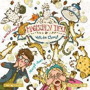 Cover-Bild zu eBook Die Schule der magischen Tiere 12: Voll das Chaos!