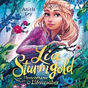 Cover-Bild zu eBook Lia Sturmgold - Teil 3: Unsichtbarer Elfenzauber