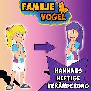Cover-Bild zu eBook Hannahs heftige Veränderung