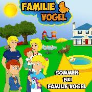 Cover-Bild zu eBook Sommer bei Familie Vogel