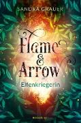Cover-Bild zu eBook Flame & Arrow, Band 2: Elfenkriegerin