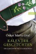Cover-Bild zu Kalendergeschichten (eBook) von Graf, Oskar Maria