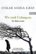 Cover-Bild zu Wir sind Gefangene (eBook) von Graf, Oskar Maria