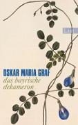 Cover-Bild zu Das bayrische Dekameron (eBook) von Graf, Oskar Maria