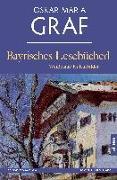 Cover-Bild zu Bayrisches Lesebücherl von Graf, Oskar Maria