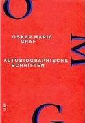 Cover-Bild zu Bd. 13: Autobiographische Schriften - Werkausgabe von Graf, Oskar Maria