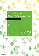 Cover-Bild zu Jahrbuch der Sozialversicherungen 2022