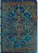 Cover-Bild zu Equinoxe. Azurblau Gross unliniert