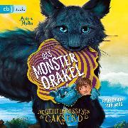 Cover-Bild zu Die Geheimnisse von Oaksend - Das Monsterorakel (Audio Download) von Martin, Andrea