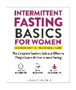 Cover-Bild zu Intermittent Fasting Basics for Women von Boyers, Lindsay