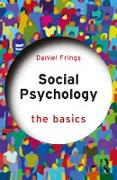 Cover-Bild zu Social Psychology (eBook) von Frings, Daniel