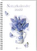 Cover-Bild zu Naturkalender 2022