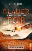 Cover-Bild zu eBook Blauer Tod - Im Netz des Terrors