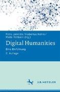 Cover-Bild zu Digital Humanities von Jannidis, Fotis (Hrsg.)