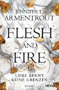 Cover-Bild zu eBook Flesh and Fire - Liebe kennt keine Grenzen
