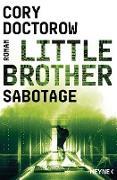 Cover-Bild zu eBook Little Brother - Sabotage