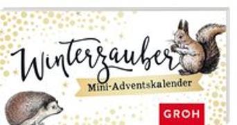 Cover-Bild zu Winterzauber von Groh Redaktionsteam (Hrsg.)