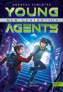 Cover-Bild zu Young Agents - New Generation