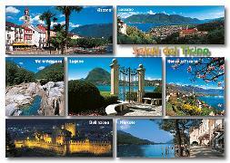 """Cover-Bild zu 26227; AK: Saluti dal Ticino """"Hit"""""""