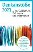 Cover-Bild zu eBook Denkanstöße 2023