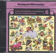 Cover-Bild zu D Fee Schwäfelblitz im Dracheloch / Die drei goldige Schlösser
