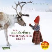 Cover-Bild zu Maxi Pixi 325: VE 5 Eine wunderbare Weihnachtsreise (5 Exemplare) von Evert, Lori