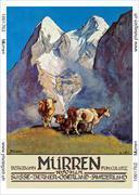 Cover-Bild zu 1703; Magnet Mürren (1182)