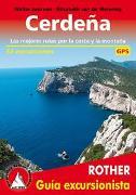 Cover-Bild zu Cerdena (Rother Guía excursionista)